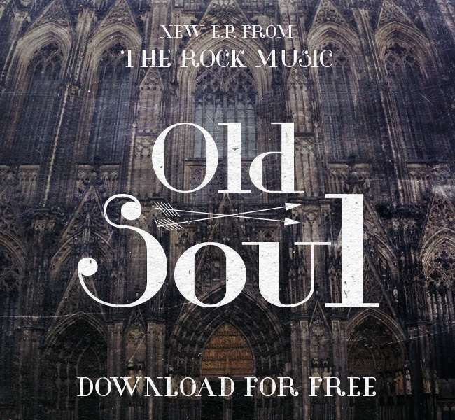 Old Soul an E.P. released by The Rock Music